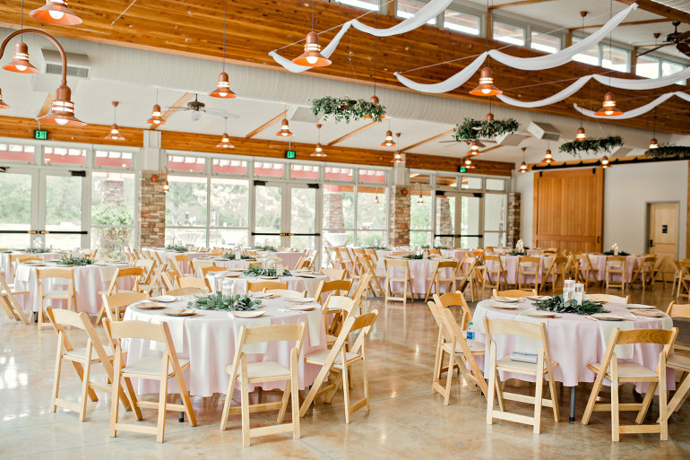 Linens & Chairs by Boise Events