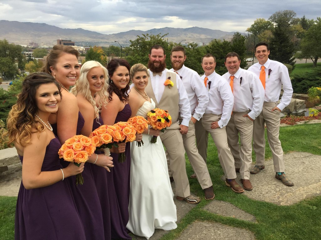 The Bridal Party Boise Events